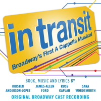 In Transit Original Broadway Cast CD